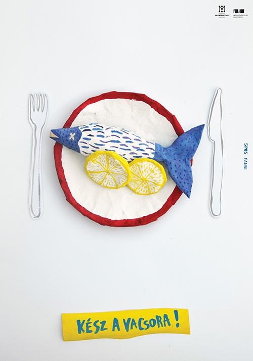 Kész a vacsora • Sipos Fanni